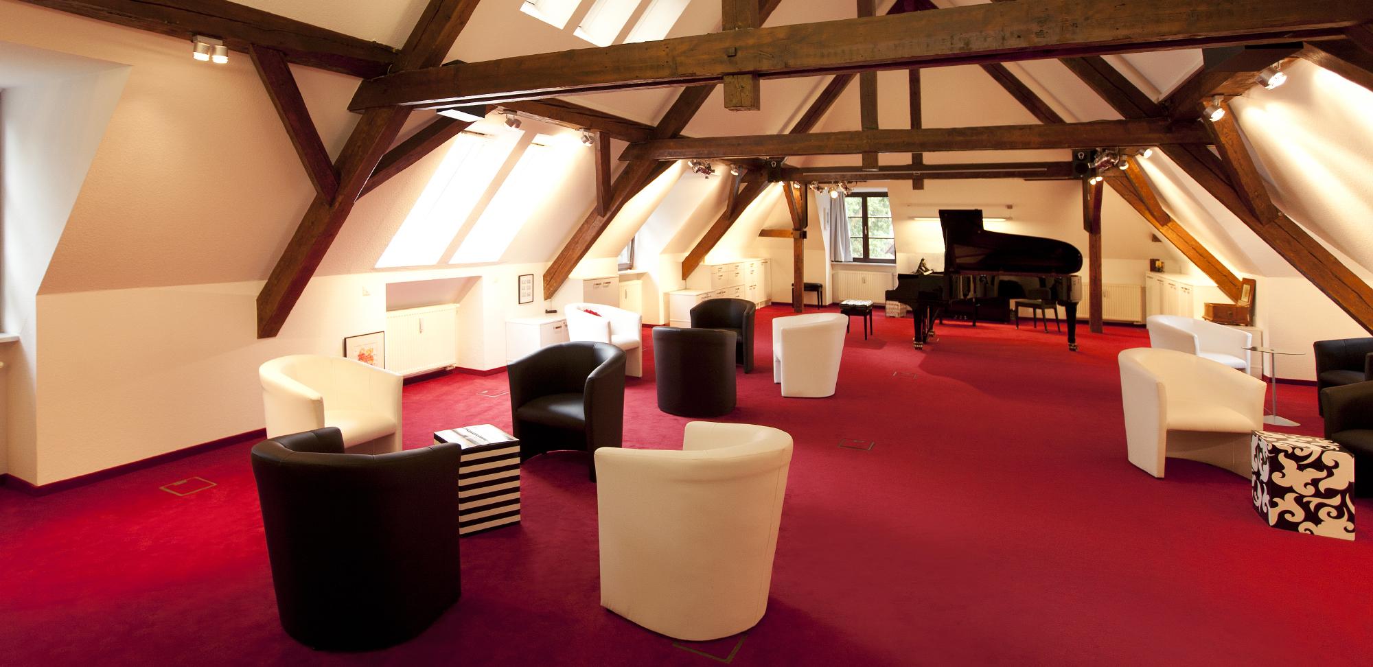 das fortepiano-Studio in Wiesbaden